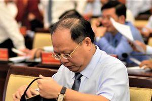 Sao ông Tất Thành Cang vẫn làm đại biểu HĐND TP.HCM?