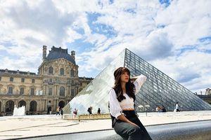 Bí quyết của cô nàng du lịch châu Âu một mình vẫn có bộ ảnh thật nghệ