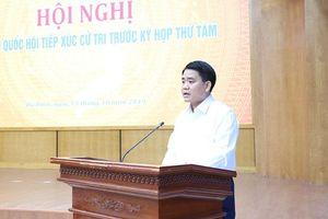 Nước sạch sông Đà có mùi lạ: Chủ tịch Nguyễn Đức Chung chỉ rõ nguyên nhân, yêu cầu khắc phục