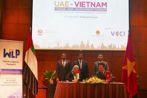 UAE - cửa ngõ hàng đầu của hàng hóa Việt Nam vào khu vực Trung Đông