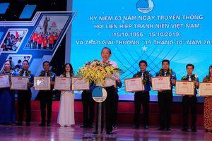 Khen thưởng 15 cán bộ Hội có nhiều thành tích tiêu biểu