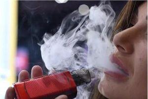 Những cái chết thầm lặng đến từ thuốc lá điện tử
