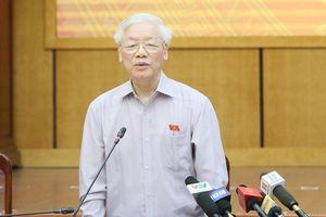 Tổng Bí thư Nguyễn Phú Trọng: 'Ông Son, ông Tuấn lúc đầu...cãi ghê lắm'