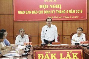 Vụ nữ trưởng phòng dùng bằng của chị ở Đắk Lắk: Không có chuyện Tỉnh ủy im hơi lặng tiếng