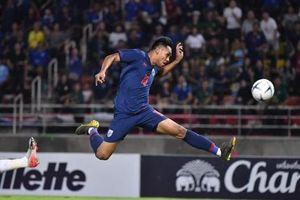 Vòng loại World Cup 2022: Thái Lan 'hạ gục' UAE, lên ngôi đầu bảng G
