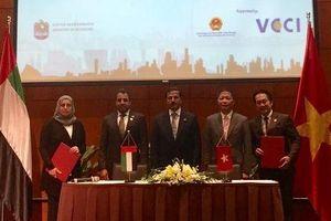 Việt Nam là cửa ngõ đưa hàng UAE thâm nhập thị trường Đông Nam Á