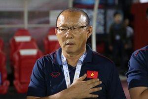 HLV Park Hang Seo cảm thông với đồng nghiệp McMenemy, tự hào về các học trò