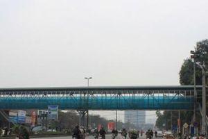 Hà Nội: Xây thêm 4 cầu vượt dành cho người đi bộ