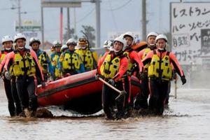 Số người thiệt mạng do bão Hagibis tăng lên 58