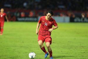 Tuấn Anh chính thức vắng mặt trận đấu với ĐT Indonesia