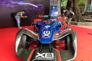 Cận cảnh siêu xe f1 động cơ điện đầu tiên của Việt Nam