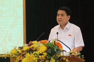 Nước ăn của dân có mùi khét, Chủ tịch Nguyễn Đức Chung yêu cầu xử lý nghiêm