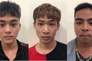 Bắt nhóm côn đồ giả danh cảnh sát hình sự để cướp tài sản