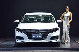 Honda Accord thế hệ thứ 10 hoàn toàn mới sắp ra mắt khách Việt