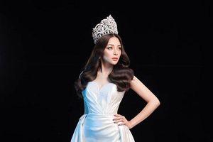 Hoa hậu Trần Phương Hà làm giám khảo Hoa hậu Doanh nhân sắc đẹp thế giới 2019