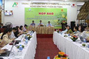 Gần 250 gian hàng tham gia Lễ hội cây ăn quả có múi tỉnh Hòa Bình