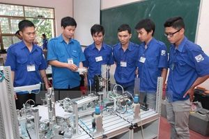 Chất lượng đào tạo nghề Việt Nam tăng 13 bậc, cao nhất ASEAN