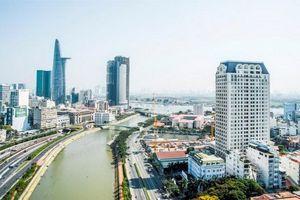 Giá thuê chung cư khu vực trung tâm TP.HCM cao gần gấp đôi so với Hà Nội