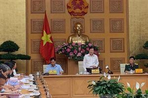 Phó Thủ tướng Trịnh Đình Dũng: Hành động quyết liệt để gỡ 'thẻ vàng'