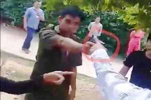 Diễn biến mới nhất vụ phó công an xã Tiên Lãnh cầm súng chĩa vào người dân