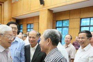 Tổng Bí thư, Chủ tịch nước Nguyễn Phú Trọng: Những gì thuộc về độc lập chủ quyền dân tộc, ta không bao giờ nhân nhượng