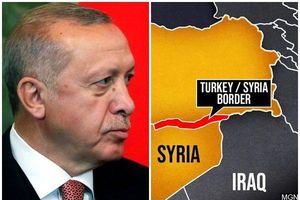 Gạt bỏ lời đe dọa S-400, sôi sục tiến đánh Syria: Trong 'từ điển' Thổ Nhĩ Kỳ không có từ 'sợ Mỹ'?