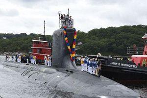 Tàu ngầm Mỹ đắp thêm vỏ tàng hình, liệu có thành 'hố đen đại dương'?