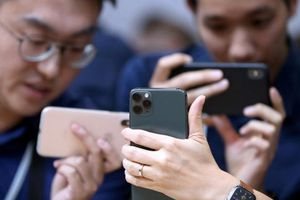 IPhone: Người Trung Quốc đang yêu hơn bao giờ hết