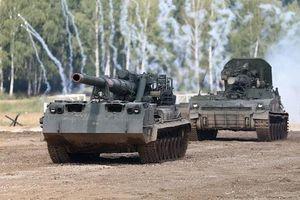 Nga hoàn thành nâng cấp hai hệ thống pháo - cối cỡ nòng lớn nhất thế giới