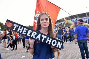 Thái Lan tạo cú sốc lớn trước UAE