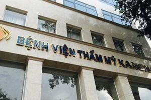 TP.HCM: Người phụ nữ bị tử vong nghi sau khi 'làm đẹp' ở BV Thẩm mỹ Kangnam