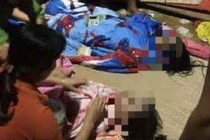 Lật thuyền trên hồ nước, hai bé gái tử vong thương tâm