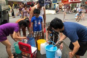 Trung tâm Kiểm soát bệnh tật Hà Nội: Lấy thêm mẫu nước có mùi lạ để xét nghiệm