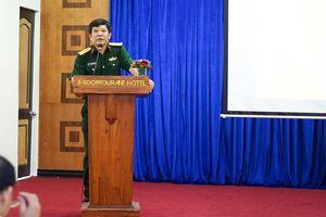 Nâng cao năng lực về đấu thầu cho cán bộ Bộ Quốc phòng