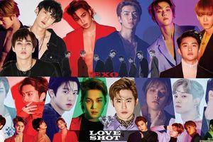 Với thành tích lượt xem mới, 'Love Shot' trở thành bản hit nhanh nhất của EXO đạt được điều này