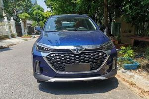 BAIC X55 thiết kế như Hyundai Tucson, giá dưới 600 triệu đồng tại Việt Nam