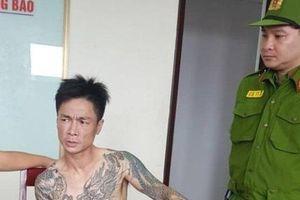 Diễn biến mới nhất vụ thanh niên xăm trổ tẩm xăng dọa đốt nhà ở Hà Nội