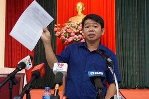 Tổng Giám đốc nước sạch sông Đà tiết lộ lý do chậm báo cáo nước nhiễm dầu