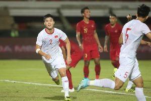 Vòng loại thứ 2 World Cup 2022 khu vực châu Á: Thắng Indonesia 3 - 1, ĐT Việt Nam vươn lên thứ 2 bảng G
