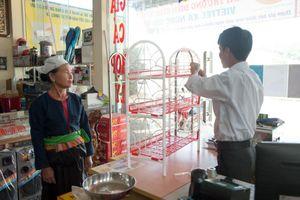 Hòa Bình: Sức hút từ mô hình điểm bán hàng Việt Nam với tên gọi 'Tự hào hàng Việt Nam'