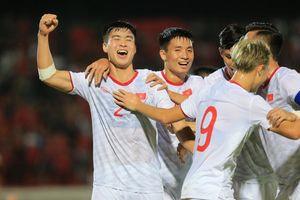 Bảng xếp hạng vòng loại World Cup 2022: Việt Nam đứng thứ 2 bảng G