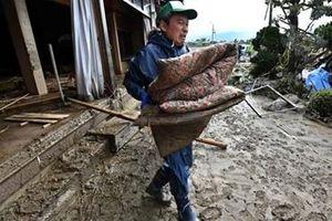 Hàng trăm người thương vong, Nhật Bản điêu đứng vì bão Hagibis