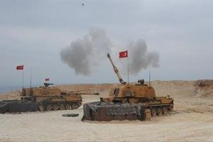 Mỹ trừng phạt Thổ Nhĩ Kỳ vì chiến dịch quân sự ở Bắc Syria