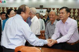 Thủ tướng giải đáp nhiều băn khoăn của cử tri Hải Phòng
