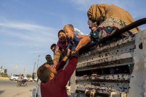 Khủng hoảng nhân đạo và nguy cơ bóng ma khủng bố quay trở lại Syria
