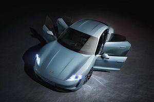 Porsche Taycan 4S ra mắt, giá hơn 2 tỷ đồng