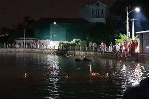 Lật thuyền chở 5 người, 2 bé gái thiệt mạng