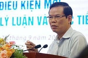 Ông Triệu Tài Vinh bị người nhà 'gài' vụ gian lận thi cử?