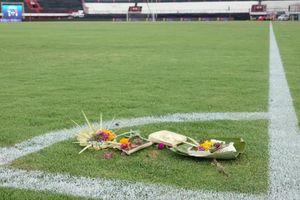 Indonesia làm lễ cầu may trước giờ đấu tuyển Việt Nam