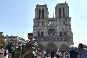 Đánh bom Nhà thờ Đức Bà Paris bất thành, nhóm nữ khủng bố lĩnh án tù nặng